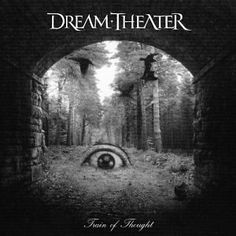 Dream Theater - Train of Thought. Title:Dream Theater - Train of Thought. Dream Theater, Playlists, Hard Rock, Metallica, Heavy Metal, Rock And Roll, Historia Do Rock, Train Of Thought, Pochette Album