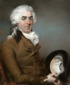 John Russell - Portrait of George de Ligne Gregory - 1793