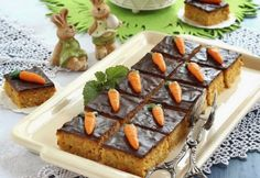 Zabpelyhes répás kocka Delicious Desserts, Dessert Recipes, Hungarian Recipes, Health Eating, Cake Cookies, Tart, Waffles, Healthy Lifestyle, Paleo
