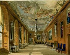 Ballroom, Windsor Castle