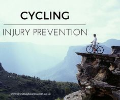 Chiropractic Advice From Dr Lindsay Beardsworth D.C on How to help prevent cycling injuries