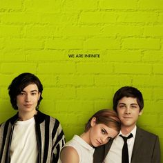 First film poster, guys! Very excited. #PerksofBeingaWallflower