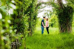 Mandy & Chris Pre-Wedding Shoot in Taunton, Somerset
