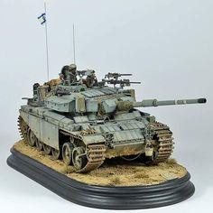 IDF Shot Kal Gimel 1982 1/35
