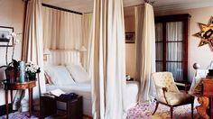 Legendary French designer Francois Catroux designed the most elegant Parisian bedroom for Diane von Furstenberg, making her our inspiration to shop yet again.