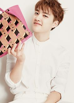 D.O. | MCM x EXO Collaboration Micro Site - Luxury leather goods, Handbags and Accessories