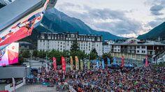 13 июля в Шамони завершится восьмой этап Кубка мира-2017 по скалолазанию.