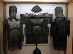 Ottoman_armour._Chain_armours_and_cuirass_.jpg (2574×1930)