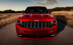 Jeep Grand Cherokee SRT Wallpaper