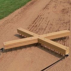 Drag Mats 181321: Hand Nail Drag 3 X 2 Field Maintnance -> BUY IT NOW ONLY: $389.99 on eBay!