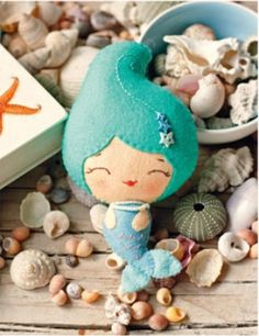 DIY mermaid*