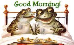 Η   ΕΦΗΜΕΡΙΔΑ   ΤΩΝ    ΣΚΥΛΩΝ: Καλημέρα από τα βατραχάκια...