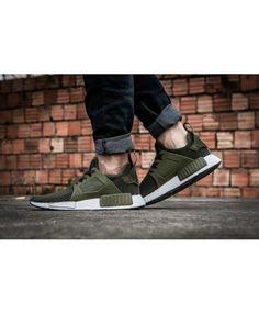 adidas nmd r1 vert kaki