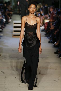 Lineisy Montero in Givenchy S/S 2016