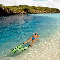 10 Top Spots to Snorkel -- Dean's Blue Hole, Long Island, Bahamas Bahamas Vacation, Need A Vacation, Dream Vacations, Vacation Spots, Long Island Bahamas, Island Beach, Bequia, Bora Bora, Barbados