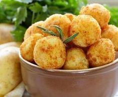 Chrupiące kuleczki ziemniaczane. Zakochasz się w tym smaku