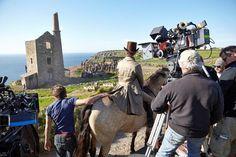 Dog friendly walks around the Poldark filming locations in Cornwall
