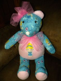 Customize a Licensed Character Beary Bear