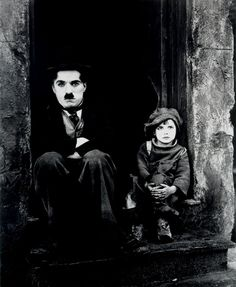 Charlie Chaplin- a man who makes me smile by making me cry.