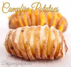 Campfire Potatoes | Flickr - Photo Sharing!