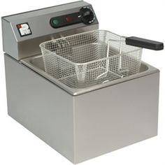 Parry Modular Single Electric Fryer 2000 - CD467