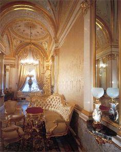 Private Quarter. Reception room of the Empress, The Grand Kremlin Palace.jpg