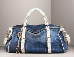 Resultado de imagen para Denim Bags