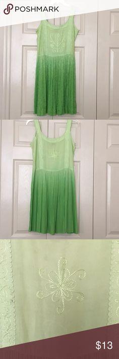 7c2c7f6ee345 Raya Sun Embroidered Knee Length Dress