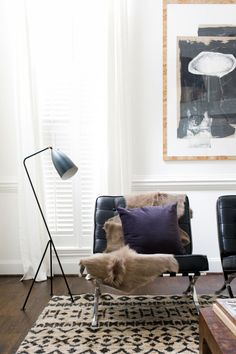 The What and Why � Classic, Modern Living Room