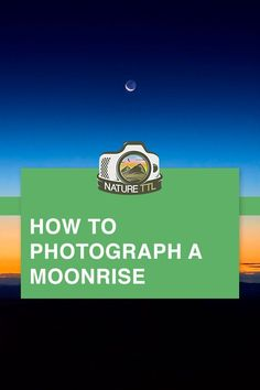 Learn how to predict where a moonrise will be, and learn how to capture these beautiful moonscapes at dusk. Best Landscape Photography, Moon Photography, Photography Basics, Photography Tips For Beginners, Photography Lessons, Underwater Photography, Photography Tutorials, Photography Photos, Amazing Photography