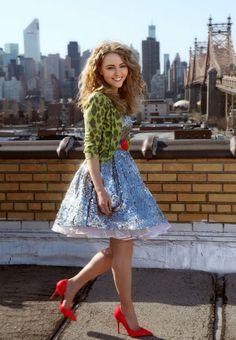 A série The Carrie Diaries, com a época de adolescente de Carrie de Sex and the City vem aí! E cheia de moda e estilo. Veja o post no www.garotasmodernas.com