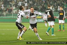 A few shots of football extraleague 2011 season in Poland