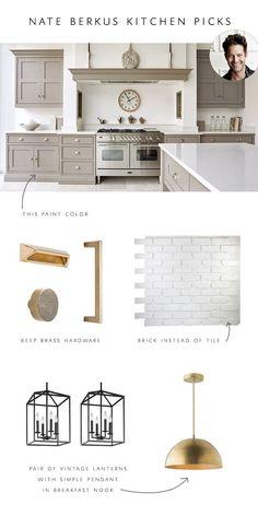 nate berkus design picks for the coco kelley kitchen!  http://www.cocokelley.com/2016/08/coco-kelley-kitchen-remodel-nate-burkus-design-choices/