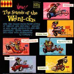 Weird-ohs - Sounds of the Weird-ohs record
