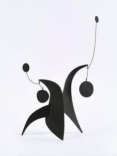 Haverford Variation (1944), by Alexander Calder.
