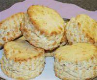 Scottish Recipes: Cheese Scones