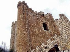 Castillo de Alcala del Jucar (Alcala del Jucar - Spain)