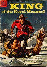 Great Dell comic cover- 1956