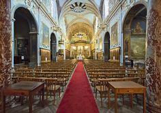 Église Saint-Exupère de Toulouse Interior Nave - France (1620-23) Architecte Didier Sansonnet