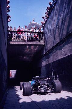 Jackie Stewart, ELF Matra-Ford MS80, 1969 German Grand Prix, Nürburgring