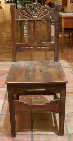 Antique New Mexican WPA Furniture | WPA Era Furniture And Doors | Pinterest  | Mexican Furniture, Doors And Kitchens