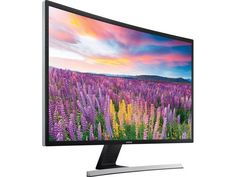 Samsung Curved LED Monitor with High Glossy Black Finish 1920 High End Speakers, Monitor Speakers, Lcd Monitor, Samsung, Cheap Pc, Monitor For Photo Editing, Smartphone, Hd Led, Mac Mini