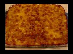 Betty's swiss cheese chicken casserole!  I use shredded cheddar/monterey jack cheese and cream of chicken and cream of mushroom!  So Tasty!!!