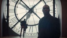 Lupin at Musée d'Orsay - The Clock - filming location All Locations, Filming Locations, Ludivine Sagnier, Netflix Trailers, Big Clocks, Add Image, Mystery Thriller, French Art, The Other Side