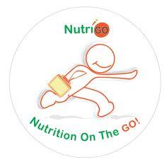 NutriGo Logo Design
