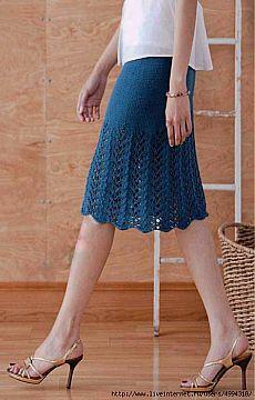 вязаная юбка для девочки крючком схемы и описание