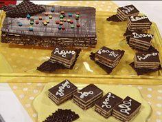 Recetas | Turrón de galletas y avena | Utilisima.com