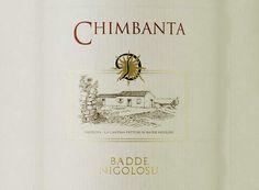 Chimbanta - Romangia Igt Rosso - Monica di Sardegna - Tenute Dettori #vino #design #naming #packaging #labels #wine