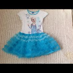 Elsa dress size5/6 Excellent condition worn once to a party Dresses Mini