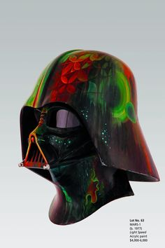 The 100 Helmets of THE VADER PROJECT - Neatorama